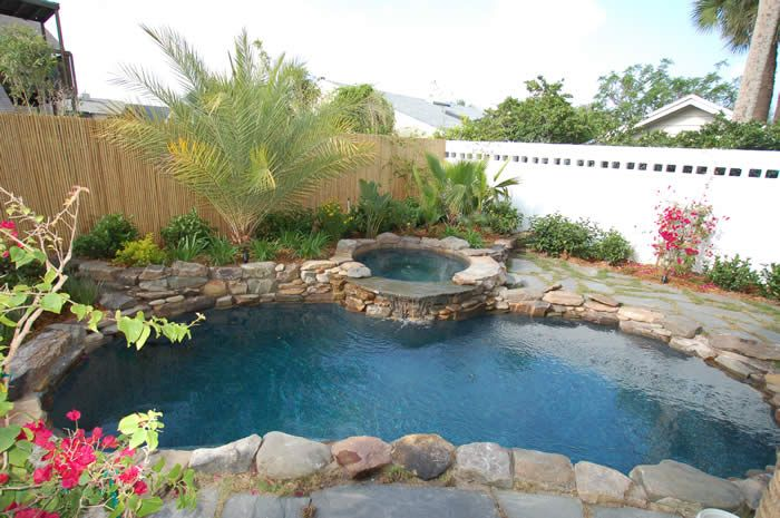 35 best images about Pools for Small Yards on Pinterest