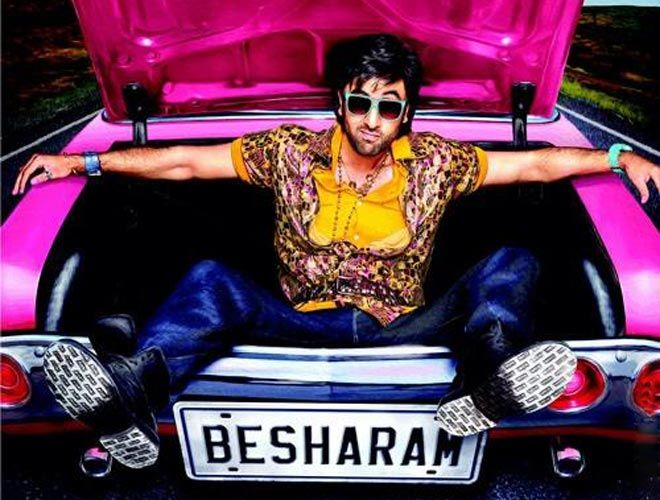 Besharam: Movie Review