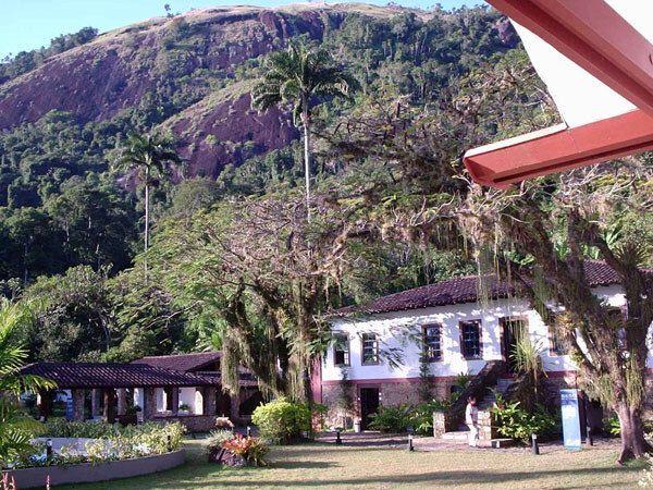 Angra dos Reis - RJ SESC Hotel Praia do Frade