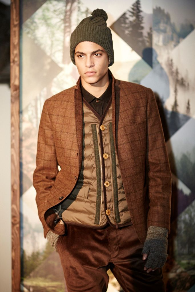 Crushing On Barbour's country classic heritage style – Image courtesy of The National Student