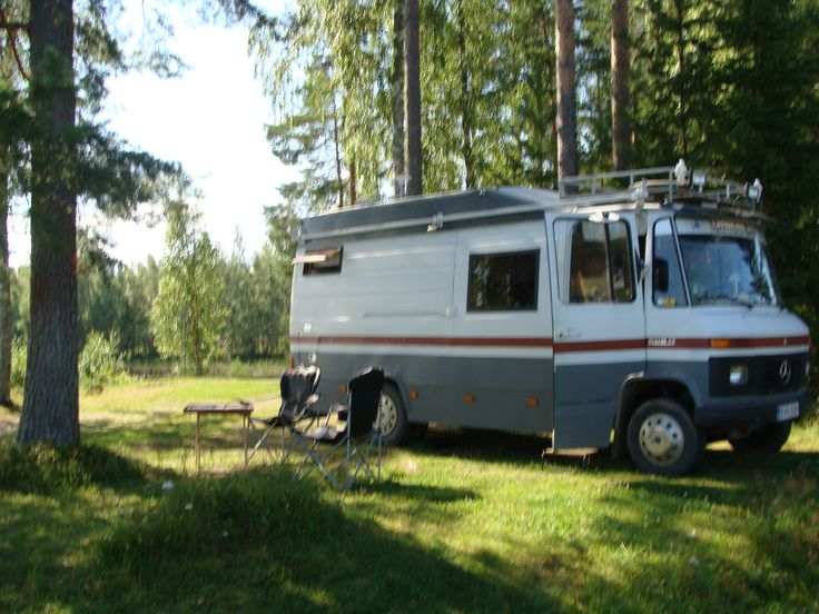 253 best mercedes benz 508d and relatives images on for Mercedes benz caravan