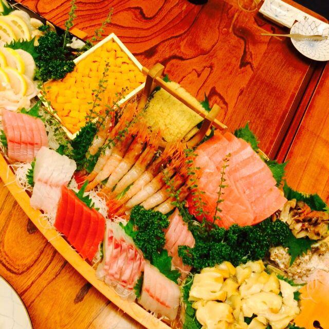 Funamori -舟盛り- Sushi Boat