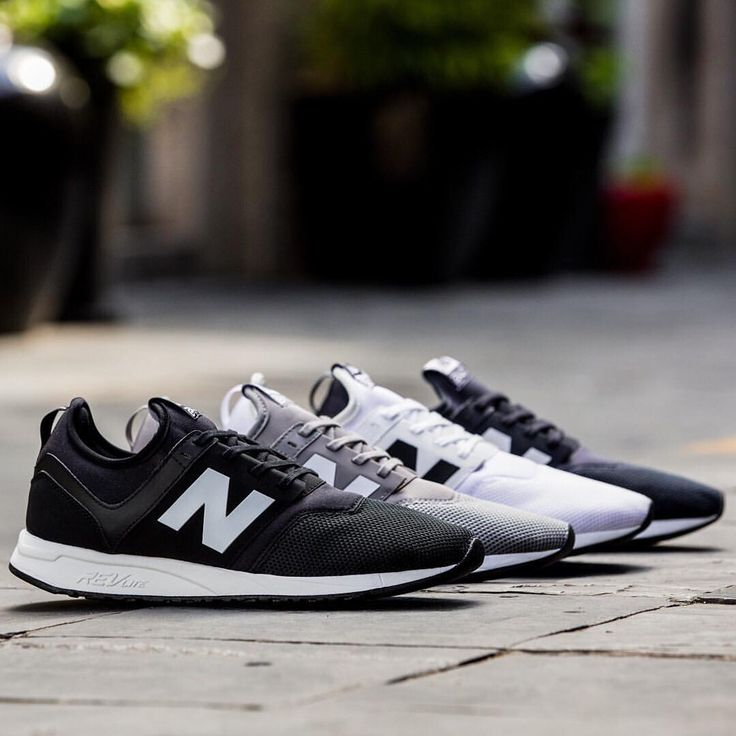 The New Balance 247 Classic. Nice sneakers!