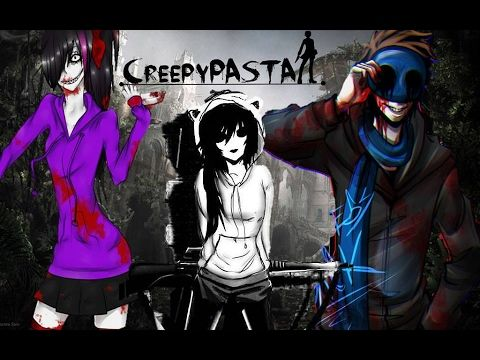 the creepy