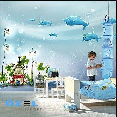 #cocuk #yunus #mavi. #blue #duvar #duvarkagidi #iyigeceler #istanbul #izmir #ankara #icmimar #tasarım #dekorasyon #dekor #3boyutlu #3d #ozeltasarim #ozelduvarlar  www.ozelduvarlar.com  0216 642 07 19 0546 642 07 19  M2 fiyati 29 tl
