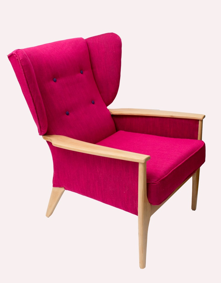 17 best images about wingback chairs on pinterest chairs for Funky armchairs
