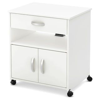 Shop for South Shore Axess Printer Cart on Wheels. Get free delivery at Overstock.com - Your Online Office Furniture Store! Get 5% in rewards with Club O! - 18157353