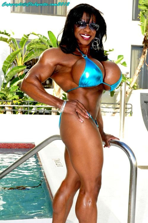 111 Best Yvette Bova Images On Pinterest  Muscle, Muscles -3391