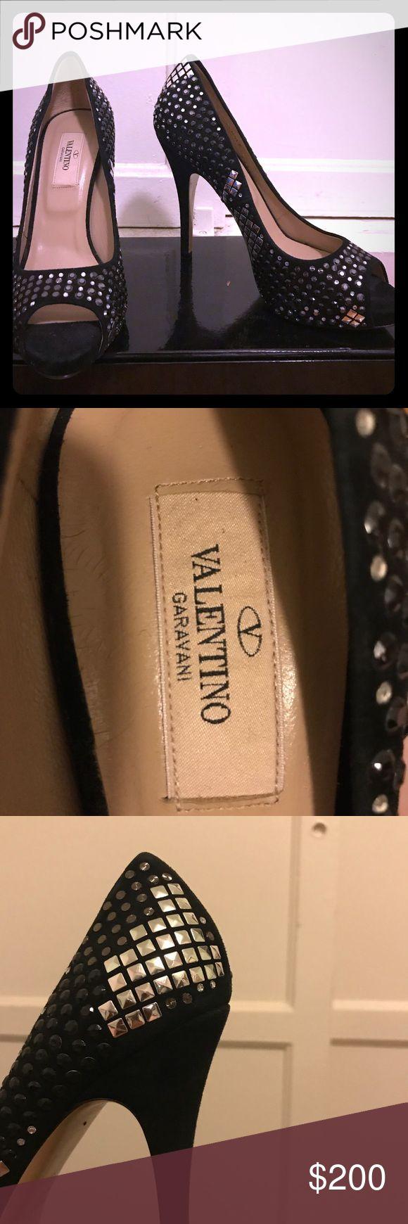 Valentino Peep toe heels Valentino Peep toe heels Valentino Garavani Shoes Heels
