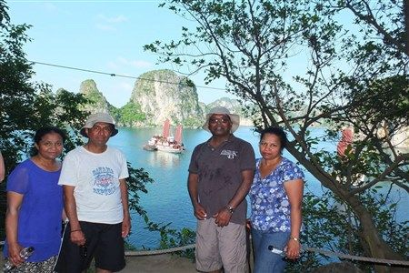 Vietnam tour from India