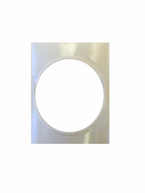 Badge Lens Foam Adhesive Sticker - Round to attach branded beer badge / lens to T Bar or Font £1.00