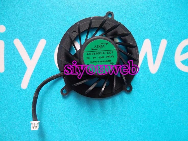 Free shipping , New Genuine for HP Pavilion DV3 AMD laptop cpu cooling fan DC5V 0.30A