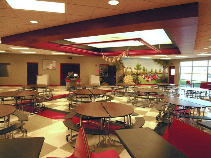 elementary school cafeteria design barren county schools acquired