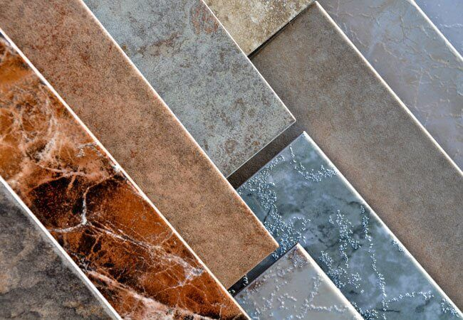 Ceramic And Porcelain Tile Some Important Differences Ceramic Tile Samples Porcelain Vs Ceramic Tile Porcelain Vs Ceramic