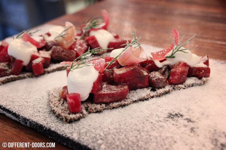Tickets Bar, Barcelona, Albert Adria, Tapas, Eating, Food, Nordic Trip
