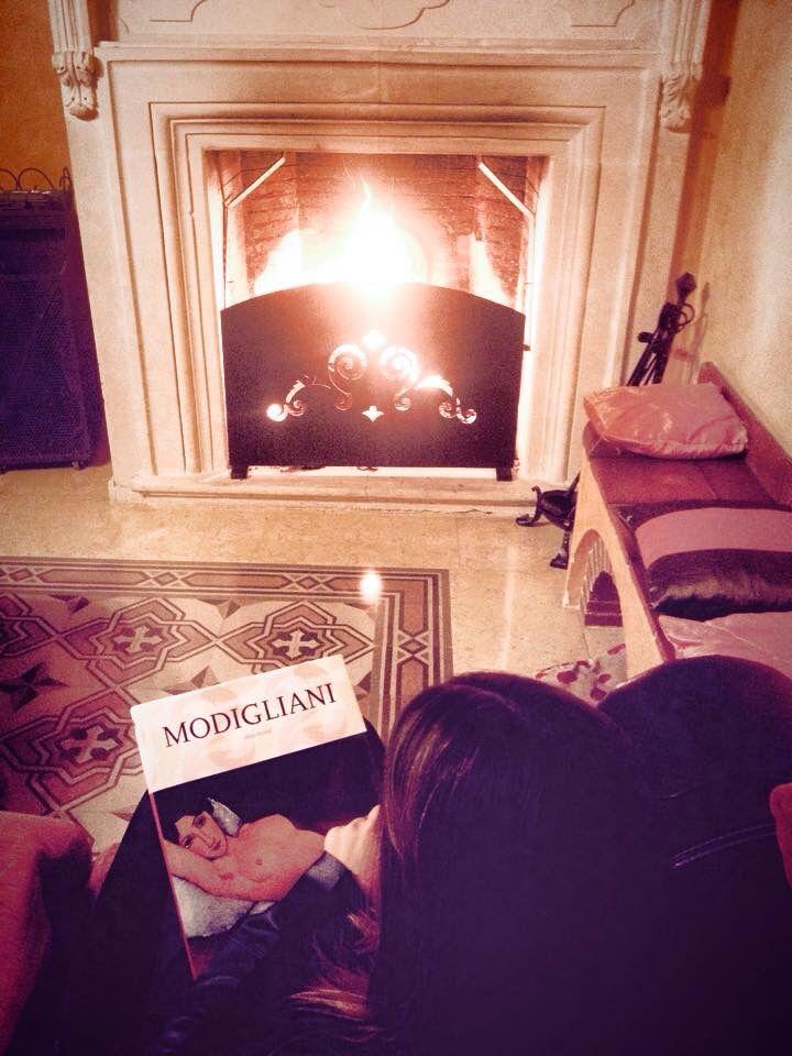 Feeling inspired. Modigliani ❤️