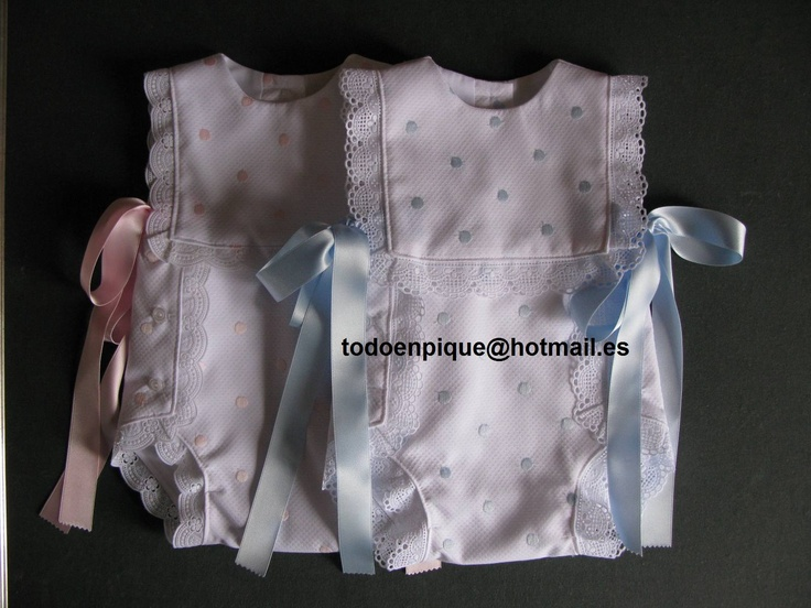 62 best images about Spanish hand made baby clothes on