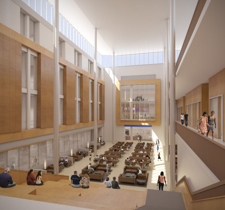 University of kentucky gatton college of business economics renovation expansion