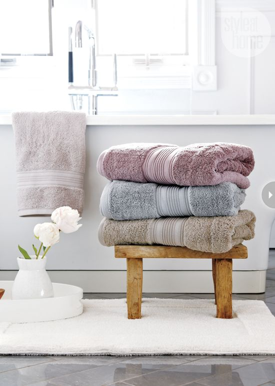 Best Linens Images On Pinterest Duvet Cover Sets Apartment - Plush towels for small bathroom ideas