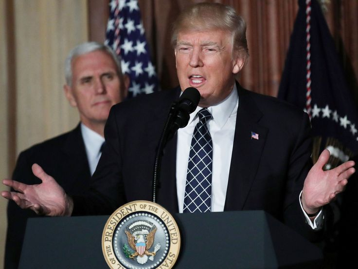Trump signs executive order reversing Obama measures to tackle climate change -   President  Donald Trump  has signed an executive order rolling back Obama-era rules aimed at tackling global warming.   The order seeks to suspend, ... See more at https://www.icetrend.com/trump-signs-executive-order-reversing-obama-measures-to-tackle-climate-change/