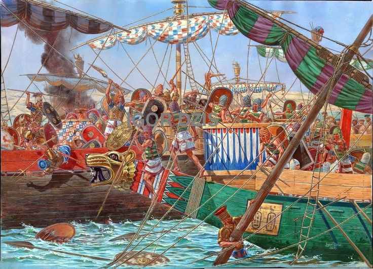 Battle of the Delta was a sea battle between Egypt and the Sea Peoples, circa 1175 BCE when the Egyptian pharaoh Ramesses III repulsed a major sea invasion.