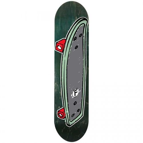 Foundation Skateboards Foundation We're Advanced Deck 8x31.25