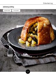 "I saw this in ""Autumn pudding"" in Waitrose Food October 2016."