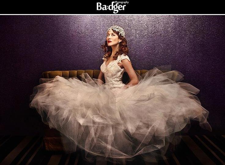Gatsby themed shooting with DJ Abeille Gélinas for Bridal Boudoir Affair 2013 at Hyatt Regency Montreal - http://badgerphotography.ca