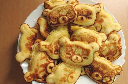 bear, breakfast, cute, fashion, food, inspiration