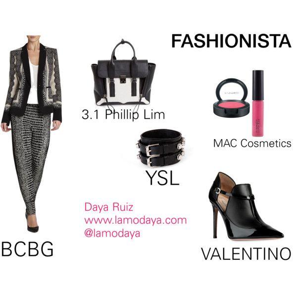 """""""fashionista office"""" by lamodaya"""
