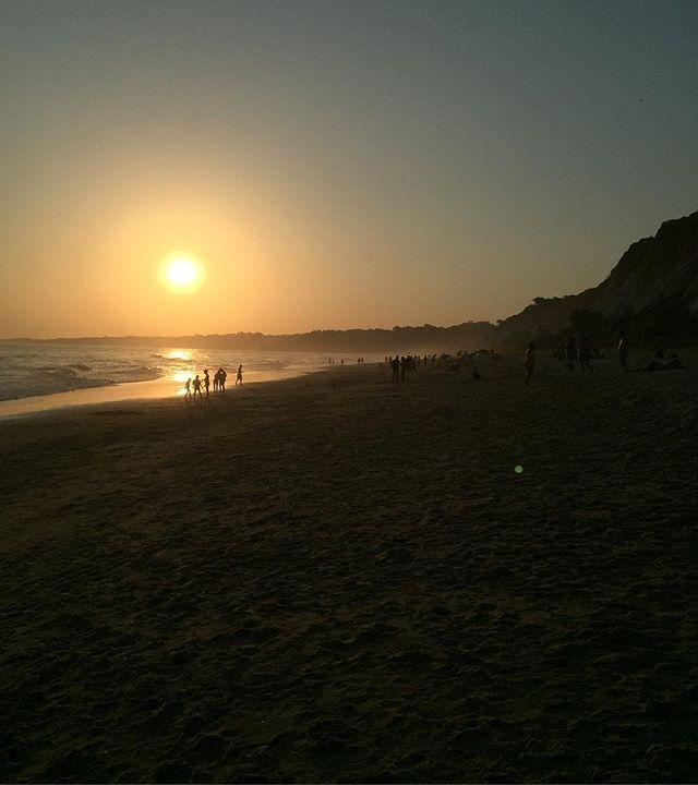 """At first flash of Eden  We race down to the sea  Standing there on freedom's shore 🌅🌅🌅 #amazing #instatravel #travel #travelgram #turismo #viagemeturismo #praiadocamilo #algarve #super_portugal #portugal #lisboa #lisbon #porto #oporto #acores #faro #visitportugal #topportugalphoto #portugal_de_sonho #aplacetoremember #forbestravelguide #living_europe #ig_portugal #super_lisboa #thebestdestinations #bestvacations #worldtourists #tram #places_wow #super_europe"" by @_sarakay__. #fslc…"