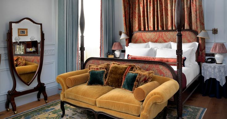 Formerly a bank building, The Ned London is opening its doors this year and offers up a seriously luxurious stay for guests...