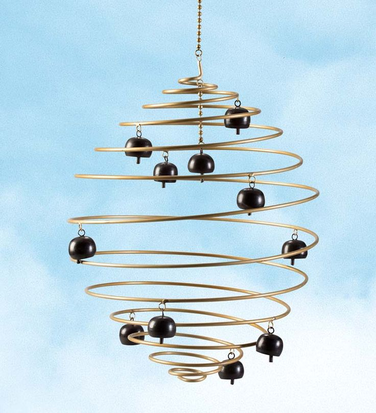 53 best Wind Chimes images on Pinterest | Wind chimes, Garden art ...