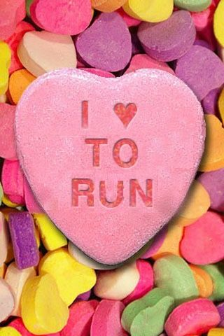 I love to run~ I can't for the next couple of months but when I regain my strength I'll be back at it
