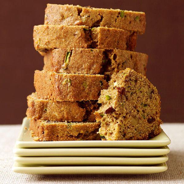Weight Watchers Zucchini Bread: 5 Points+