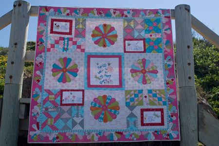 Soul Stitches Block of the Month