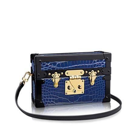 Louis Vuitton Petite Malle bag www.bagvibes.com