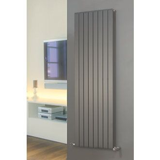 Order online at Screwfix.com. Stylish vertical radiators with a sleek, panel design in a sturdy steel construction. The Oceanus is a range of contemporary, single panel, upright radiators with a high quality, decorative finish. These designer radiators are so versatile that they can even be used in a horizontal position. FREE next day delivery available, free collection in 5 minutes.