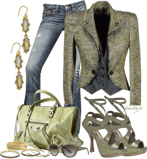 """9:15 to Brooklyn"" by rockreborn on Polyvore"
