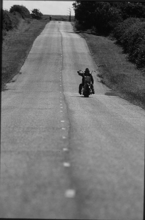 I've been known to take 70+ mile detours over my normal 17 mile interstate ride home from work. I leave a lot of mental and emotional garbage strewn behind me when I do. Riding, for some like me, truly is therapy.