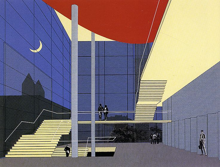 Fumihiko Maki.Japan Architect16 Winter1994: 171 |RNDRD
