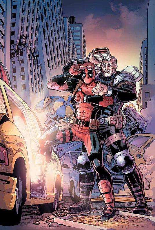 """Marvel homenageando """"De Volta Para o Futuro"""" ~ Universo Marvel 616"""