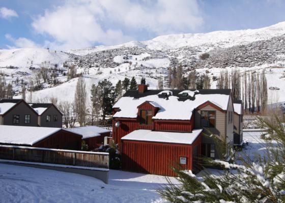 Cardrona townhouse - Minutes to Cardrona ski fields | Bookabach.co.nz/19649