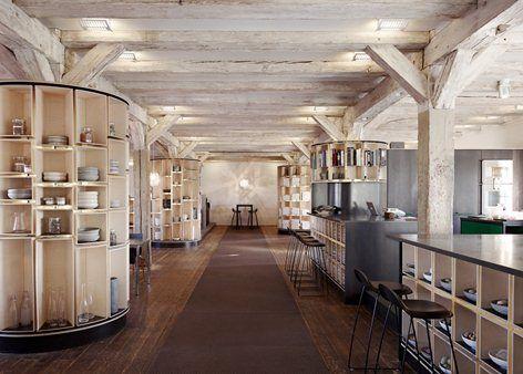NOMA Lab, Copenhague, 2012 - 3XN Architects