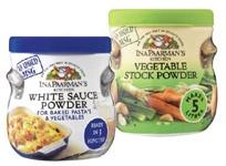 Soup  Gravy Powders, Stock Powders