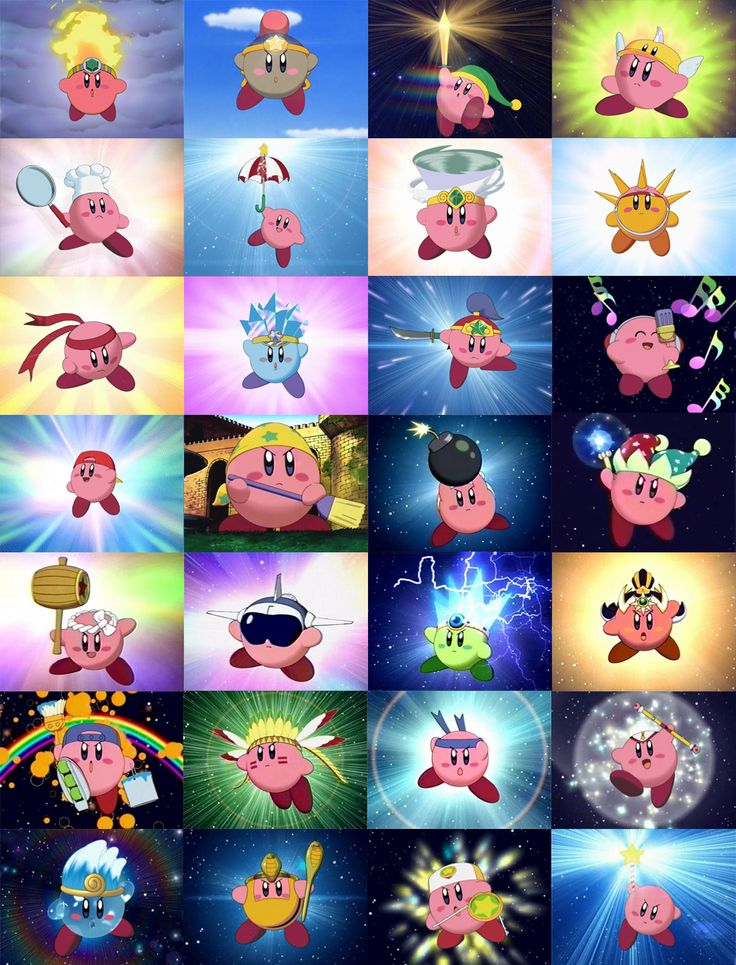 Kirby: Right Back at Ya! (a Titles Air Dates Guide)