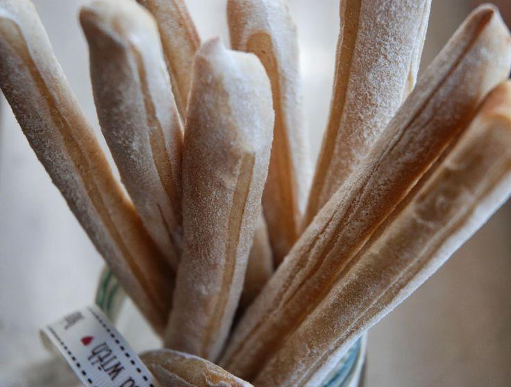 Pałeczki chlebowe - idealna przekąska na wycieczkę. | (nie) tylko kuchnia