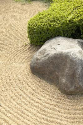 A Zen garden combines the practical with the artistic. Traditionally, zen gardens aimed to recreate the essence of the natural world in a small space. Modern zen gardeners are frequently content with ...