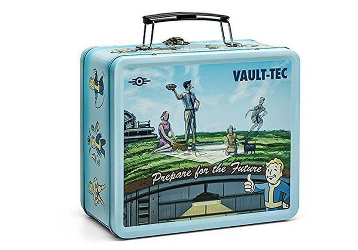 Fallout Lunchbox - Fallout Dinner - Fallout Funny - Fallout 4 Funny - Fallout 4 Hilarious - Fallout Gifts - Vault Boy Fallout Meme