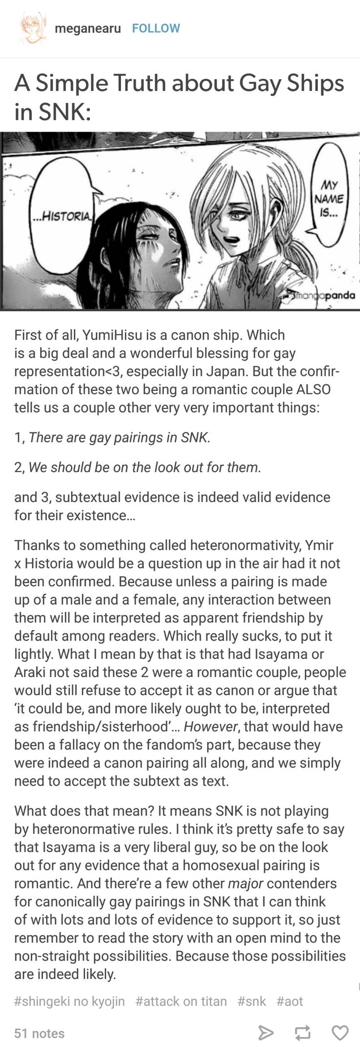 It would be nice if they had more lgbt  couples, if it did happen, I wonder who it would be with...
